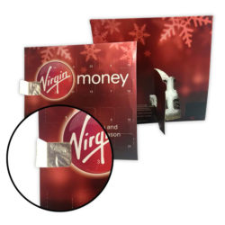 Promotional Desktop Advent Calendars 50g